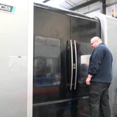 CNC Machining West Midlands