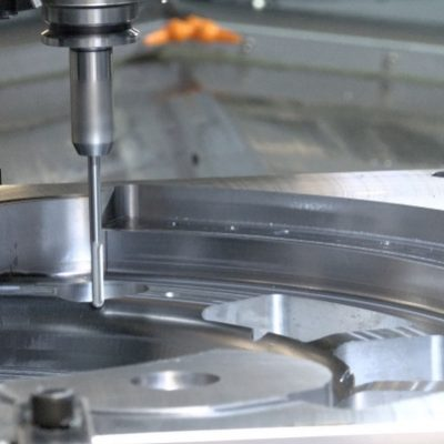 CNC Milling of Components up to 2.2 metres